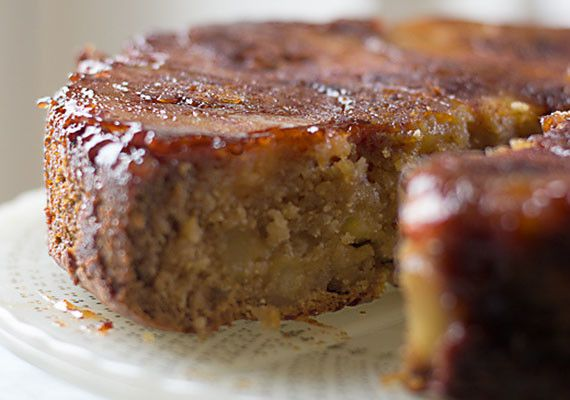 Gluten Free Apple Cake - Recipe - Vegan Apple Cake