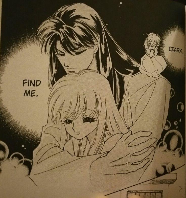 Manga Kanata kara/ from far away Izark and Noriko