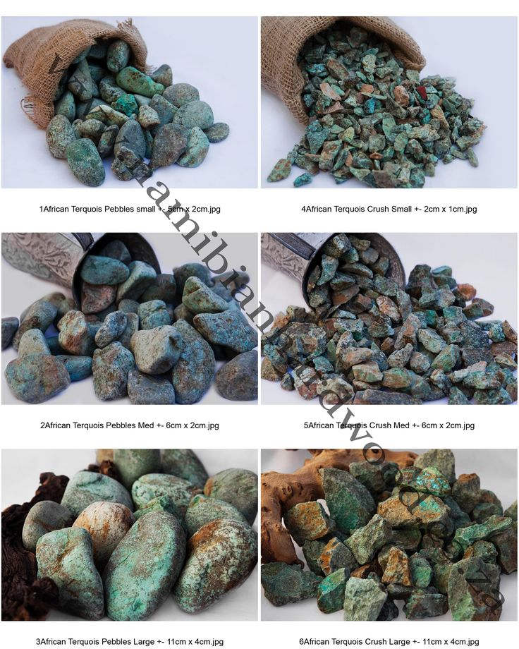 African Turquoise is a type of Jasper and is not Turquoise at all.  African Turquoise is a form of chalcedony and has less regular patterns than that of quartz.  They vary in colour and a great advantage of African Turquoise is that it is harder than Turquoise.  At Namibian Hardwood Pty Ltd. we ensure that the product we sell to you is the natural stone and has not been artificially dyed or enhanced in any way to try and represent.