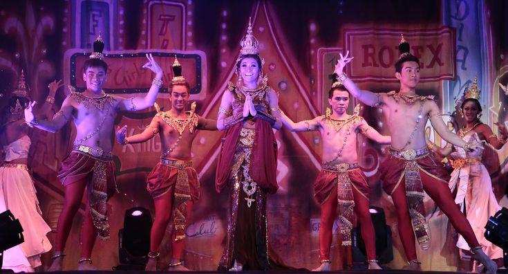 The Ladyboys of Bangkok Return! - http://www.brighton-house.co.uk/ladyboys-bangkok-return/