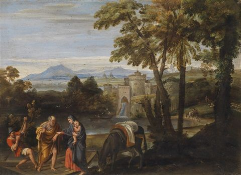 Landschaftsmalerei barock  17 besten Malerei des Barock in Italien Bilder auf Pinterest ...