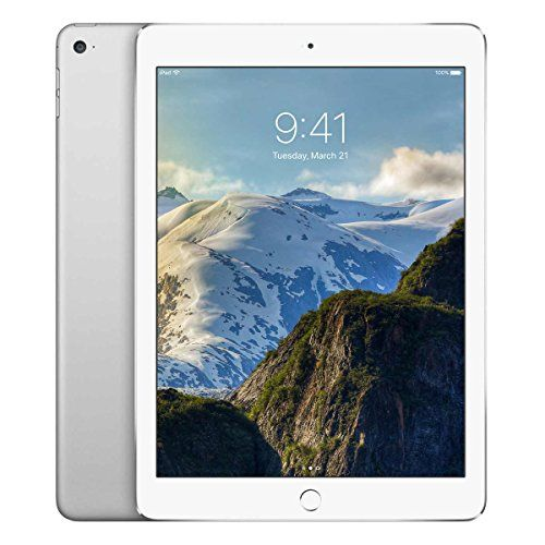 """Apple iPad 9.7"""" 2017 128GB Wi-Fi - Silver by Apple  4.9 out of 5 stars    145 customer reviews  