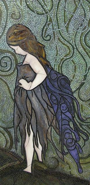 Woodland Fairy by Kathleen Coyle (Emerald Dragon), via Flickr
