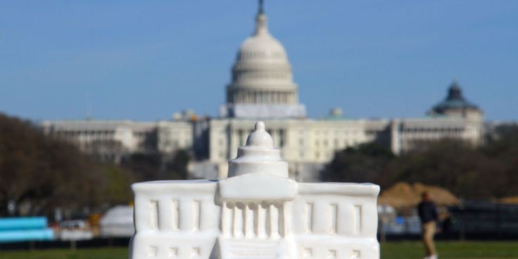 This is awesome! Capitol Butter Dish by ODLCO