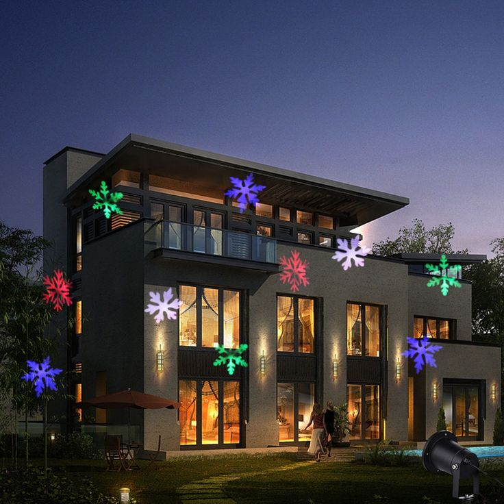 24.06$  Watch now - http://aliqiq.shopchina.info/go.php?t=32803914044 - Colorful Snowflake Outdoor Christmas Light Projector Snow Lamps Snowflake LED Stage Light For Party Landscape Light Garden Lamp  24.06$ #aliexpresschina