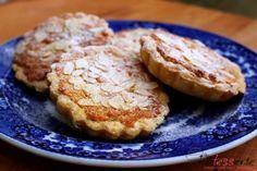 Een klassieke luxe koek uit de bakkerij zijn de bruidsgebakjes (ook: frangipane taartje / zwitsersgebakje) . Een stukje jeugdsentiment en makkelijk te maken
