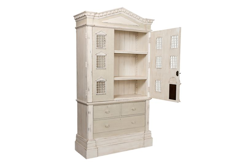 Dolls House Cabinet by Andrew Martin  | at Corso de' Fiori