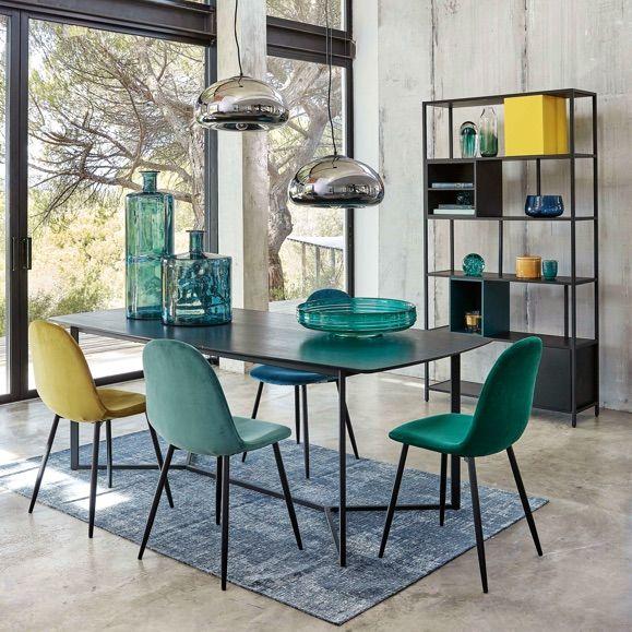 Meubles Deco D Interieur Style Modern Design Maisons Du Monde Chaise Style Scandinave Chaise Salle A Manger Salle A Manger Verte
