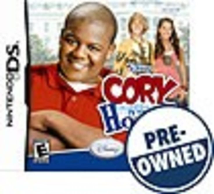 Cory in the House — PRE-Owned - Nintendo DS