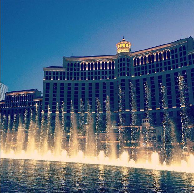 Hotel Bellagio, Las Vegas - Os 20 destinos mais compartilhados no Instagram;