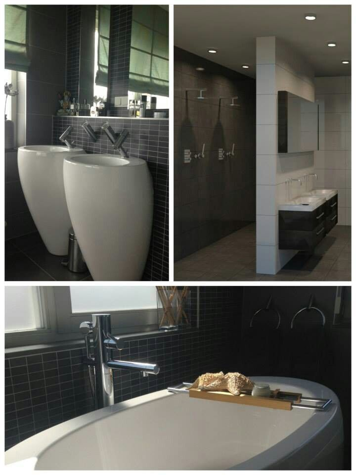 17 best images about badkamer on pinterest toilets grey wood and tes - Outs badkamer m ...