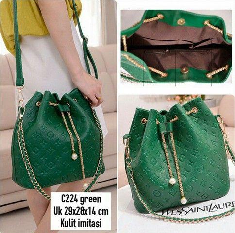 supplier tangan pertama C224 Green