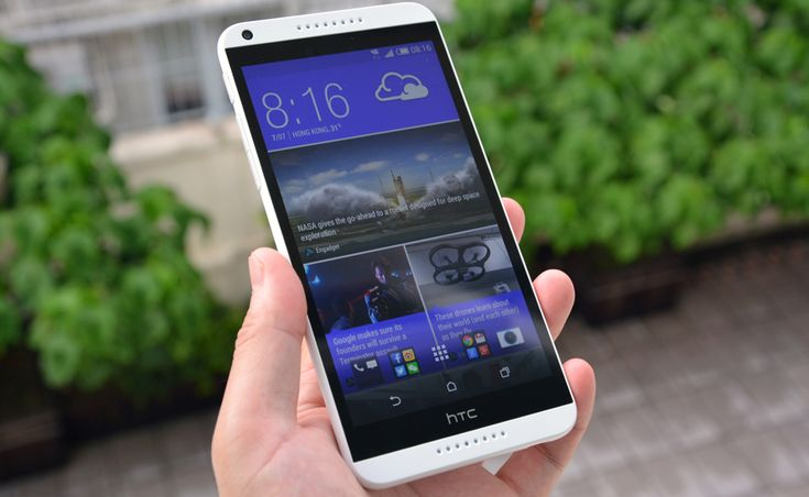 The HTC Desire 816 is a newly launched smartphone running on Android operating system that's being launched at the MWC 2014 held at Barcelona, Spain. The device is powered with a 1.6 GHz quad-core Snapdragon MSM8292 Snapdragon 400 processor. In terms of memory,