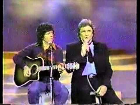Deportee - Johnny Cash & Johnny Rodriguez (Live)