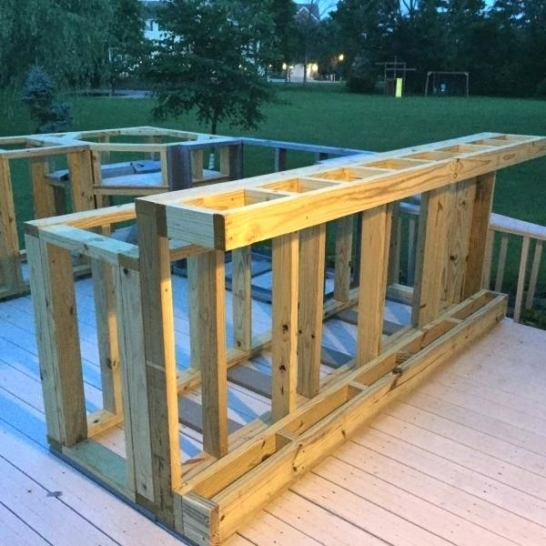 Outdoor Kitchen Plans Diy Inspirational Build Your Own Bar Plans Build Outdoor Kitchen Diy Outdoor Bar Outdoor Patio Bar