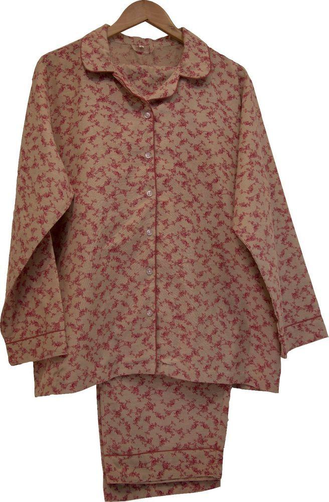 Princess Chambrey: 100% Cotton Women's Pajamas