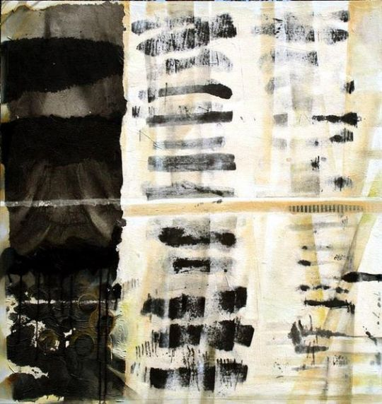 Chiomi Longo  art journal - expression through abstraction