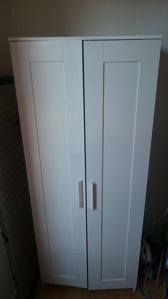 Armoire Brimnes Ikea Armoire Blanche 2 Portes Ikea Brimnes Trs Bon