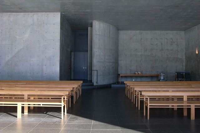 Tadao Ando Church On The Water Tomamu Hokkaido Japan