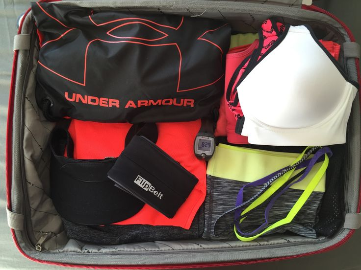 Mete tu #Flipbelt en la maleta estas vacaciones. Seguir entrenando en vacaciones es posible! #RunFree