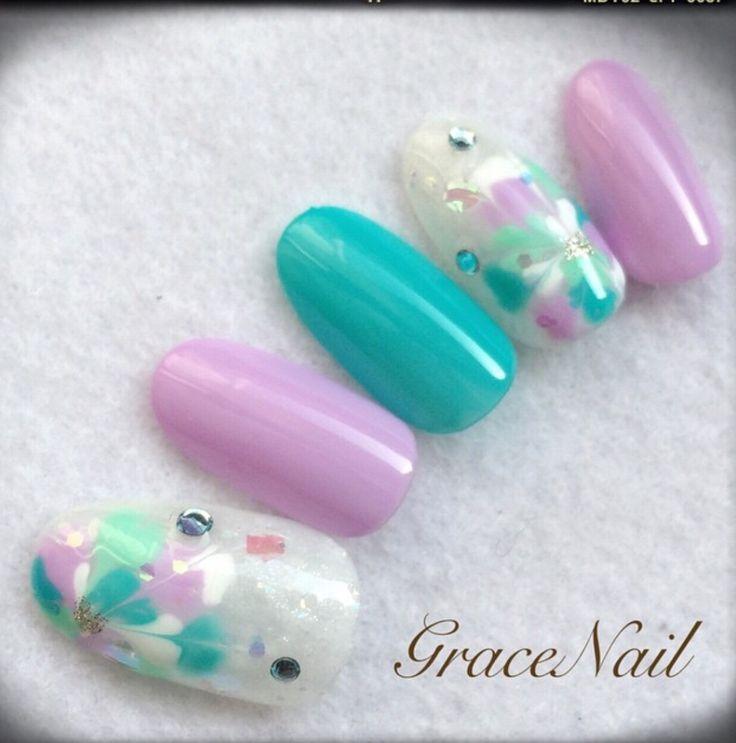 240 best Nail design ideas images on Pinterest | Nail art, Japanese ...