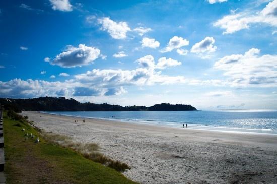 Waiheke Island, New Zealand, just down the road