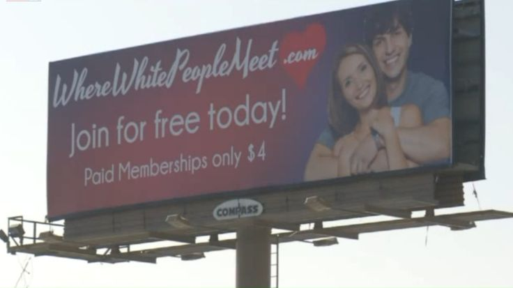 There's Now a Dating Website Where White People Can Meet White People