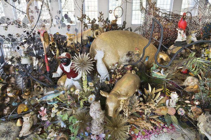 Take a Tour of Nick Cave's Colossal Playground of an Art Installation - Creators