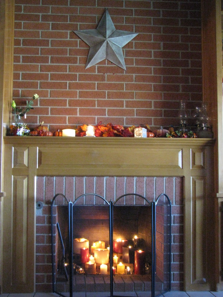 1000 Images About Fireplace Decor On Pinterest