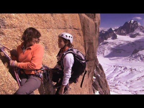 Catherine Destivelle - Au-delà des cimes - Escalade / Climbing documentaire