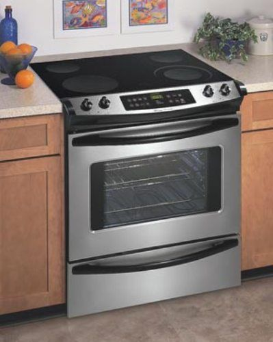 Stove To Match The Refrigerator Stove Would Be Gas