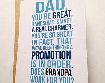 And Dad's card, also from BEpaperie. Perfect!