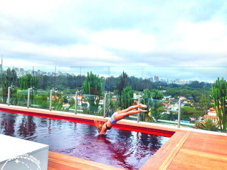 Sobre o Hotel Unique em São Paulo