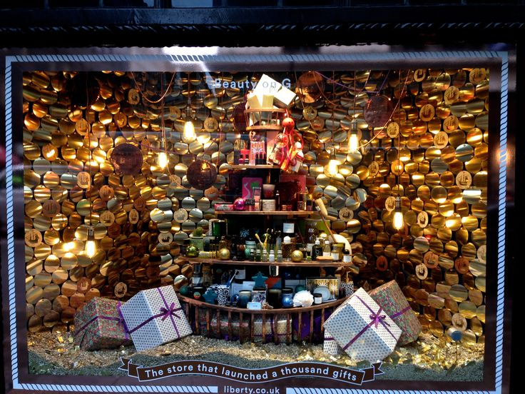 302 best Christmas Retail images on Pinterest | Christmas windows ...