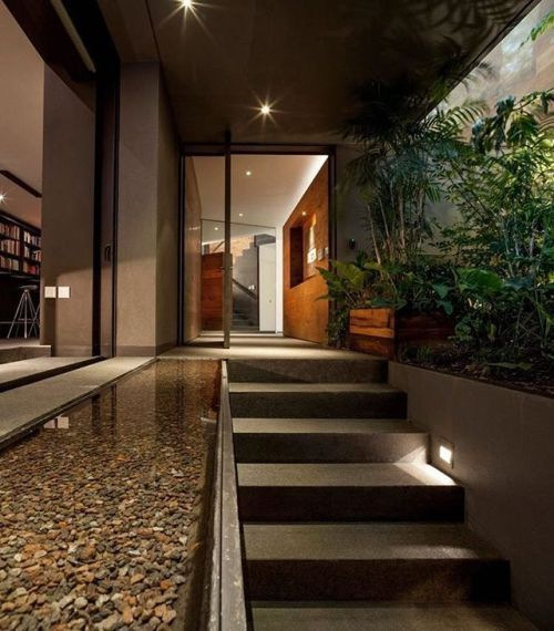 CASA O Ciudad de Mexico by Despacho Arquitectos HV | Photograph by Paul Czitrom #fineinteriors #interiors #interiordesign #architecture #decoration #interior #loft #design #happy #luxury #homedecor #art #decor #inspiration #blogger #photooftheday #lifestyle #travel #archilovers #photography #likeforlike #arte #garden #interior123 #interiordecorating #furniture #mansion #home #house #summer - Architecture and Home Decor - Bedroom - Bathroom - Kitchen And Living Room Interior Design Decorating…