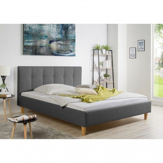 Polsterbetten 200x200 Komforthohe Massivholz Bett Weiss 100x200