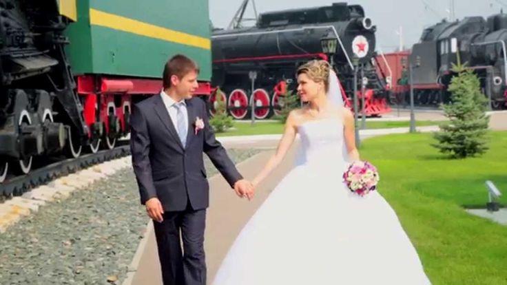 Невеста в свадебном видео: поем песню Фиеста. свадебный фильм eliseev.org