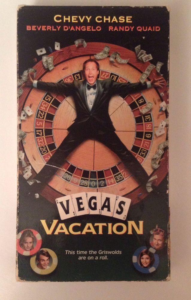 Vegas Vacation Vhs