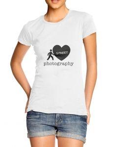 Love Street Photo T-shirt for photolovers #thinkandshoot