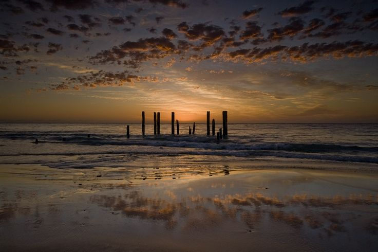 Port Willunga Jetty by Graham King on 500px
