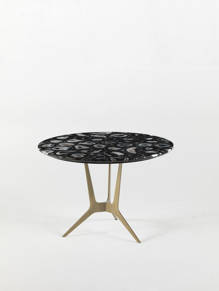 Marble Top Side Table from Roberto Cavalli Home #RobertoCavalliHome #HomeInteriors #SideTable #Black #RobertoCavalliHomeInteriors #KingsofChelsea #Interiors #InteriorsStylist #Fashion #Style #Lifestyle #DesignInspiration #Design #RobertoCavalli #RobertoCavalliInteriors #DesignBlog #InteriorsBlog #InteriorDesign #FurnitureDesign