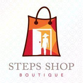Steps Shop logo