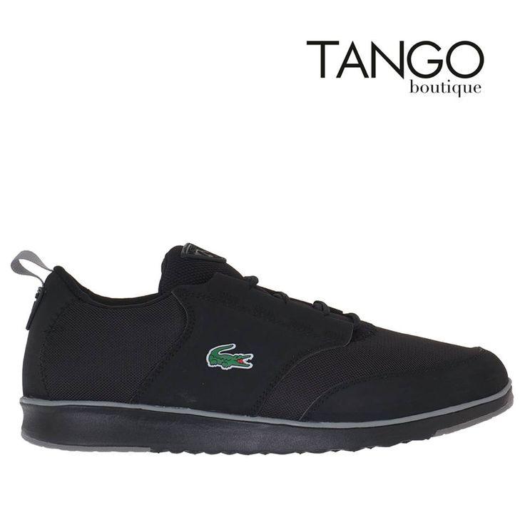 Sneaker Lacoste 31SPM0024 L.IGHT 517 Κωδικός Προϊόντος: 31SPM0024 L.IGHT 517 Χρώμα Μαύρο Εξωτερική Επένδυση Δέρμα με Ύφασμα Εσωτερική Φόδρα Υφασμα Πατάκι Υφασμάτινο με Ortholite® Σόλα Συνθετικό  Μάθετε την τιμή & τα διαθέσιμα νούμερα πατώντας εδώ -> http://www.tangoboutique.gr/.../sneaker-lacoste-31spm0024...  Δωρεάν αποστολή - αλλαγή & Αντικαταβολή!! Τηλ. παραγγελίες 2161005000