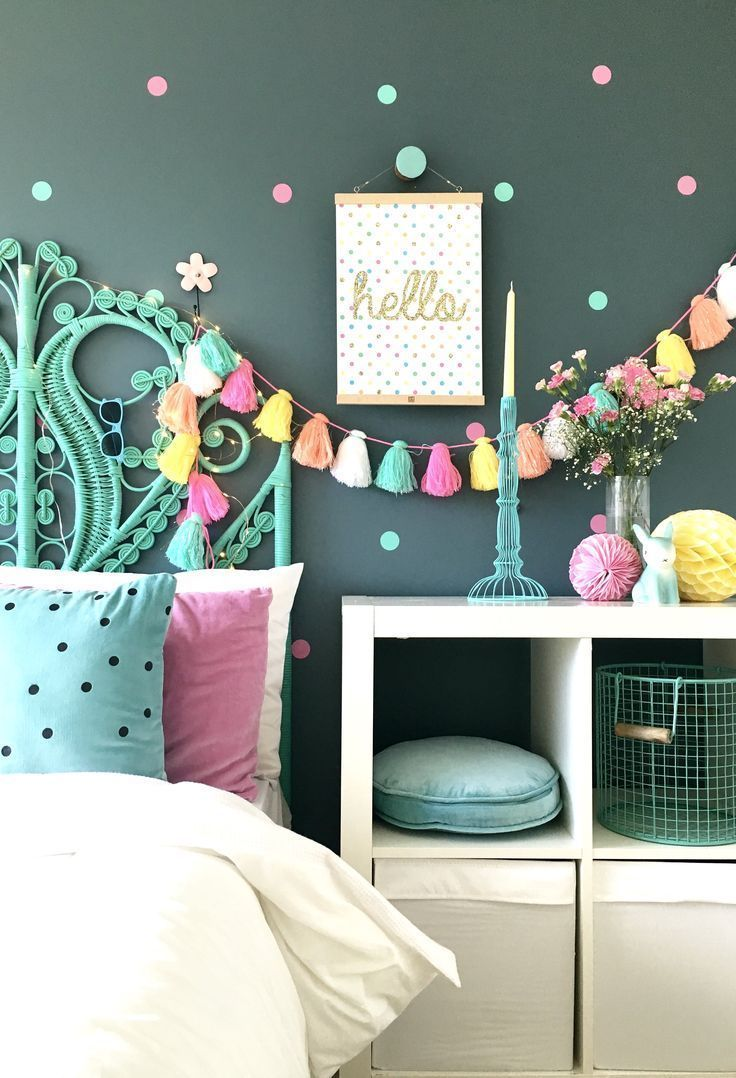 Beau Interior Tips   Ten Simple Ways To Inject Colour Into A Childu0027s Interior  Space. Kids Bedroom Ideas For Girls ...