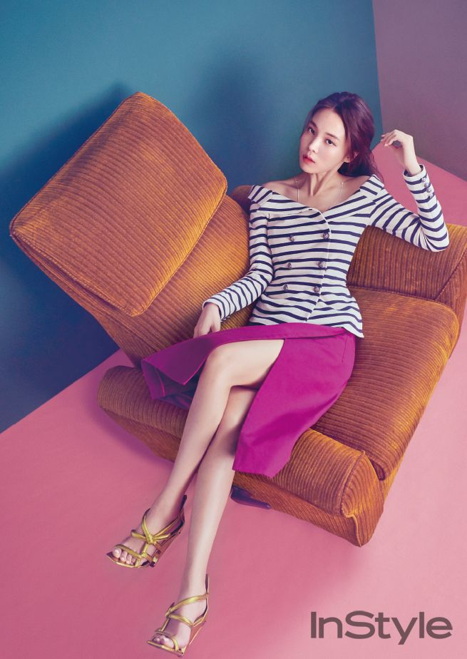 Yoon Sohui 윤소희 | Instyle Korea