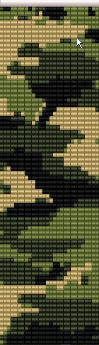 https://www.google.ro/search?q=camouflage print bead loom pattern