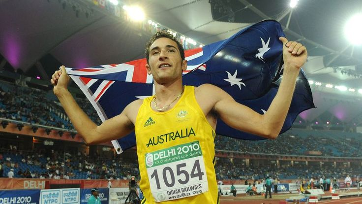 Congratulations to Australian long jumper Fabrice Lapierre who has won silver at the World Athletics Championships in Beijing! A heroic effort to bring home Australia's first medal despite battling a painful hamstring injury.