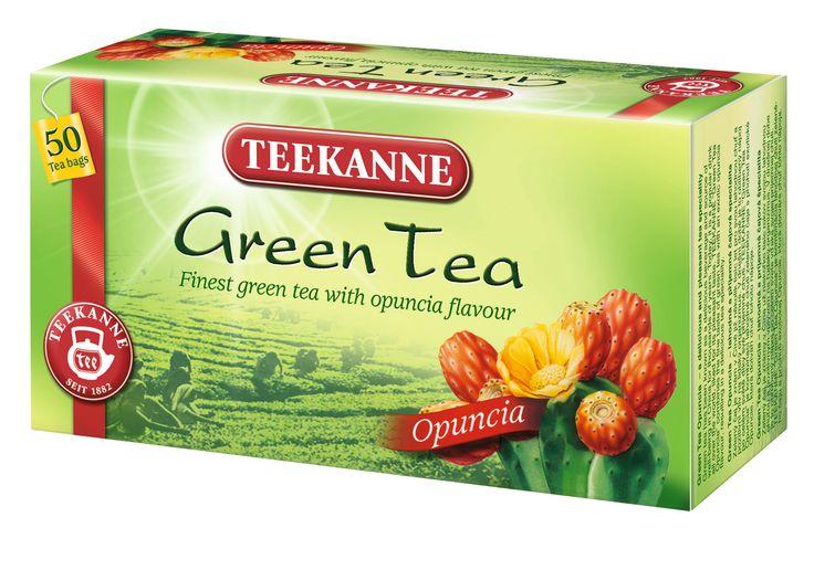 Green Tea Opuncia