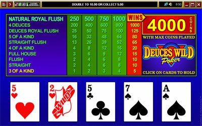 Cara Bermain Deuces Wild Poker : Video Poker Online - Bermain Craps Online http://warungtips.edublogs.org/2016/07/15/cara-bermain-deuces-wild-poker-video-poker-online/