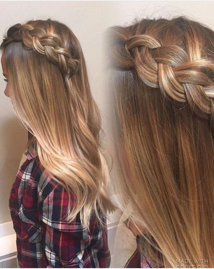 Pinterest: Katelyn Wilkerson Stone • • • • • Hair done by Ali Gardner